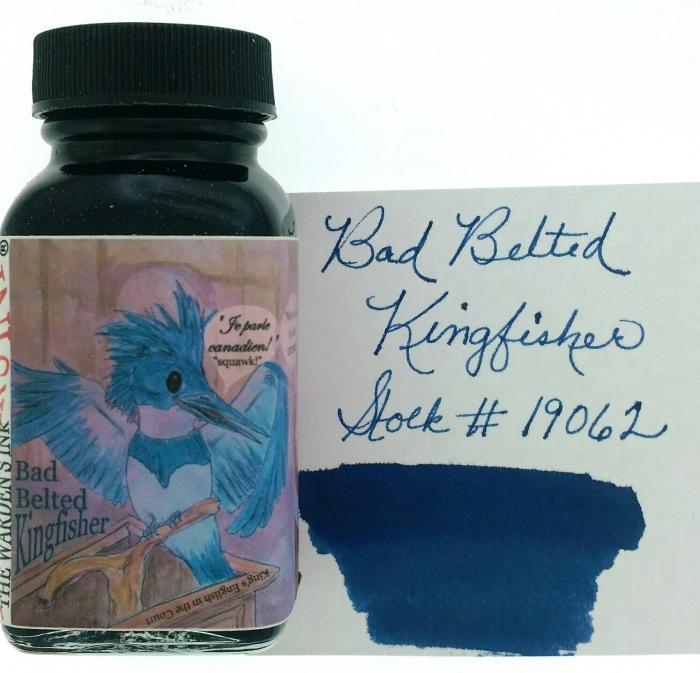 Noodler's Ink 19062 Bad Belted Kingfisher 85 ML [0]