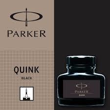 Parker Quink Black 57 ml - cerneala la calimara 1