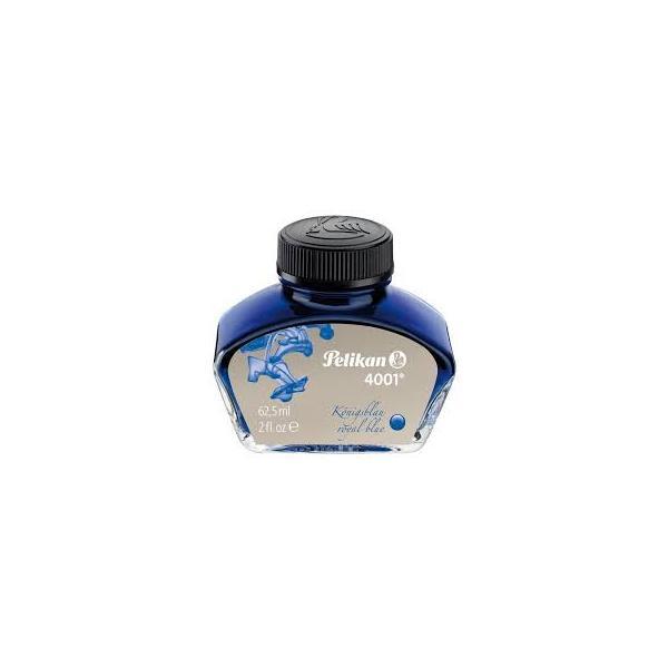 Pelikan 4001 Royal Blue, 62,5 ml - cerneala la calimara 0