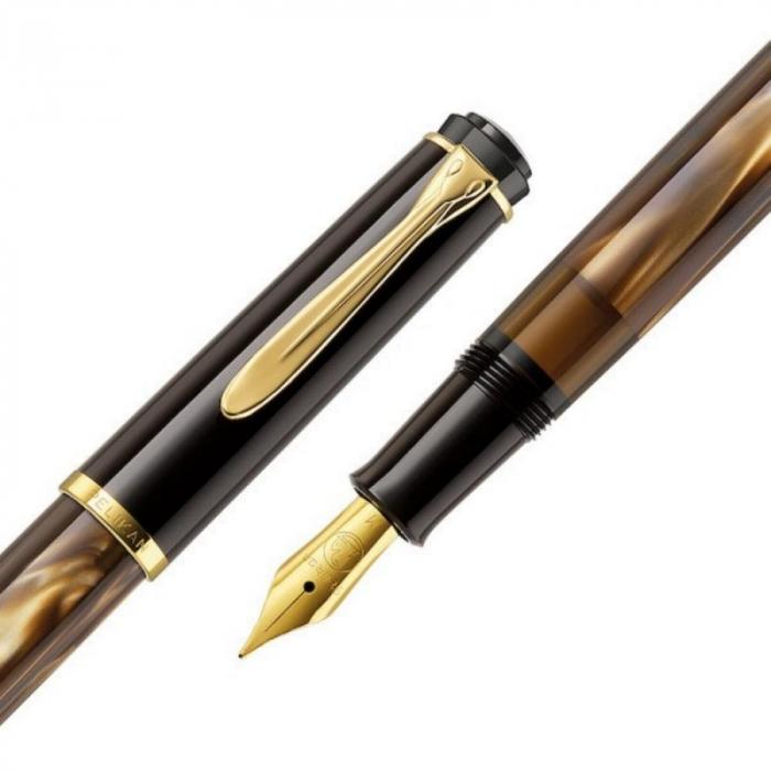 Pelikan Classic M200 Brown-Marbled M 2