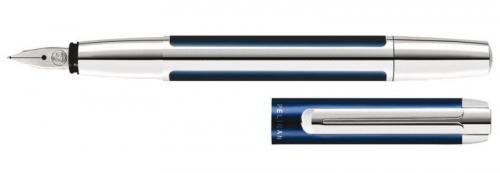 Pelikan Pura P40 Blue-Silver F 0