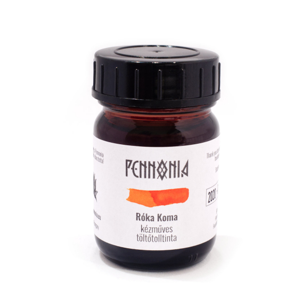 Pennonia Róka Koma, 50 ml, Orange - cerneala la calimara 0