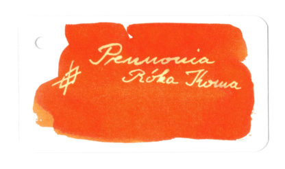 Pennonia Róka Koma, 50 ml, Orange - cerneala la calimara 1