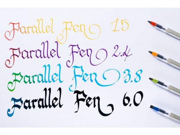 Pilot PARALLEL PEN Portocaliu 2.4 mm 2