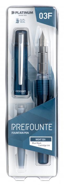 Platinum PREFOUNTE Night Sea F 2