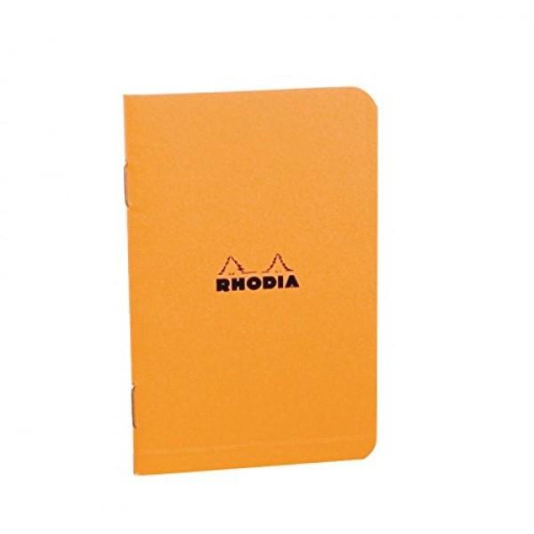 Notes RHODIA, Orange A7, 24 file, patratele [0]