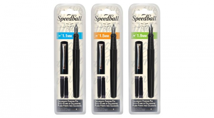 Stilou caligrafie Speedball 1.1 mm [0]