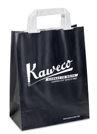 Kaweco AL Sport  Stonewashed Albastru M 3