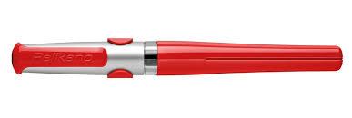 Pelikano M, red, cu 2 patroane lungi, pentru dreptaci, blister [0]