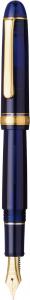 Platinum #3776 CENTURY Chartres Blue M - Penita Aur 14K6