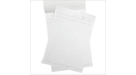 Blocnotes MARUMAN High Quality Report Pad P140, A4, 50 file, dictando [2]
