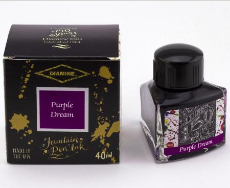 Diamine 150th Anniversary Purple Dream 40 ML [1]