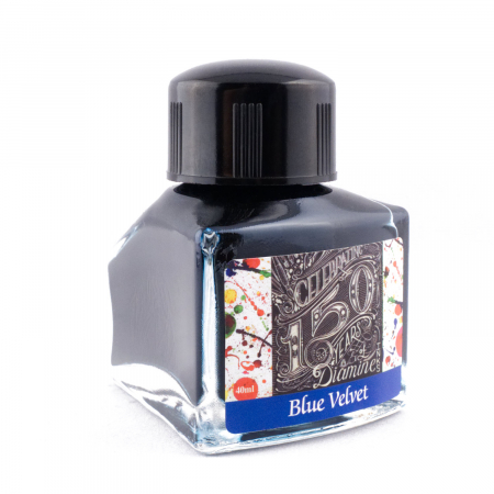 Diamine 150th Anniversary Blue Velvet 40 ML [0]