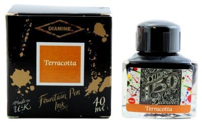 Diamine 150th Anniversary Terracotta 40 ML1