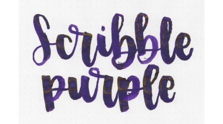Diamine Scribble Purple 30 ML [0]