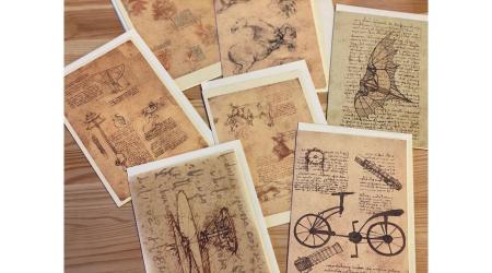 Carte Postala Leonardo [0]
