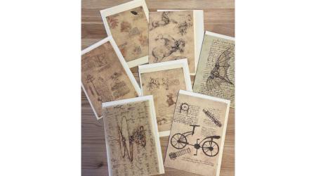 Carte Postala Leonardo [4]