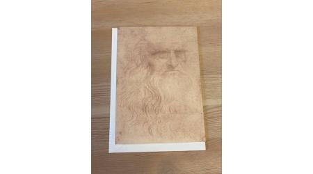 Carte Postala Leonardo [2]