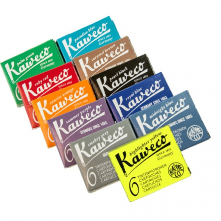 Patroane de cerneala Kaweco [set de 6 buc.] [0]