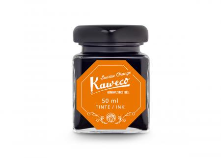 Kaweco Sunrise Orange 50 ml - cerneala la calimara [1]