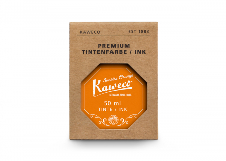 Kaweco Sunrise Orange 50 ml - cerneala la calimara [0]