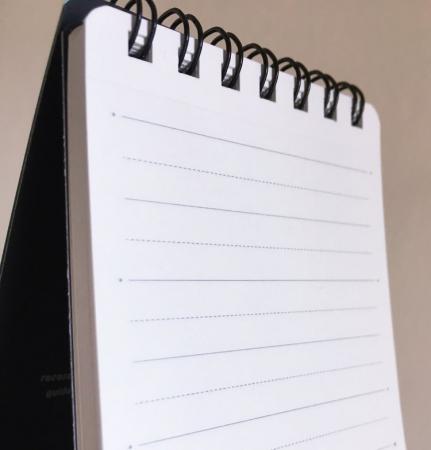 Maruman Reccer Memo Pad, 50 file, dictando (set de 3 buc) [1]