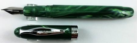 Noodler's 15031 Jade Ahab Flex [0]