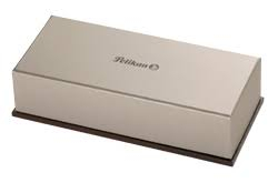 Pelikan Souveran M605 STRESEMANN M - Penita Aur 14K11