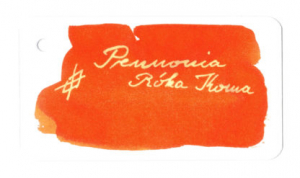 Pennonia Róka Koma, 50 ml, Orange - cerneala la calimara1