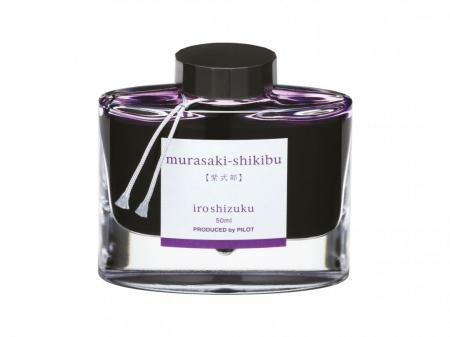 Pilot Iroshizuku -murasaki-shikibu- Violet 50 ML0
