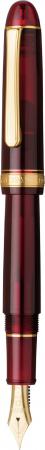 Platinum #3776 CENTURY Bourgogne B - Penita Aur 14K2