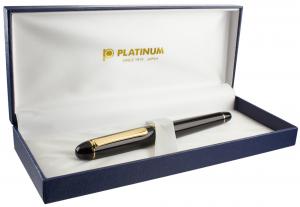 Platinum #3776 CENTURY Chartres Blue M - Penita Aur 14K4