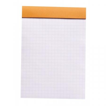 Blocnotes RHODIA No.13, Orange A6, 80 file, patratele2