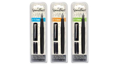 Stilou caligrafie Speedball 1.9 mm [0]