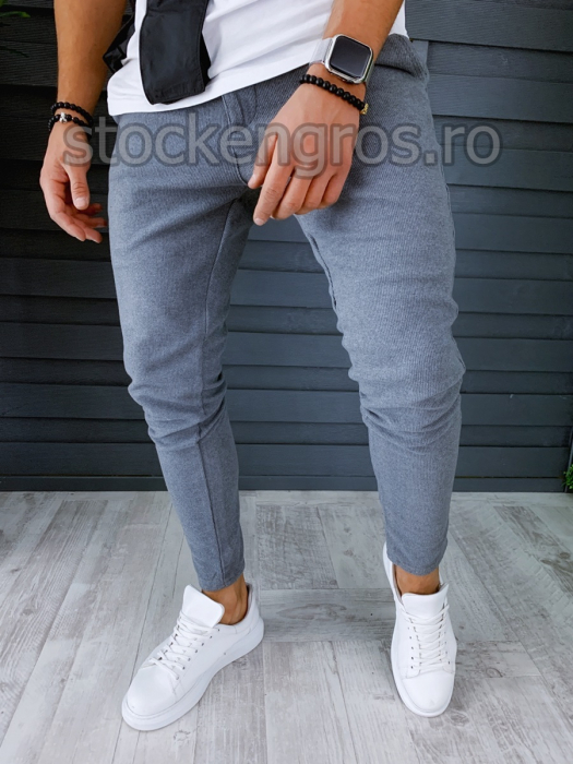 Pantaloni barbati smart casual engros A8227 1