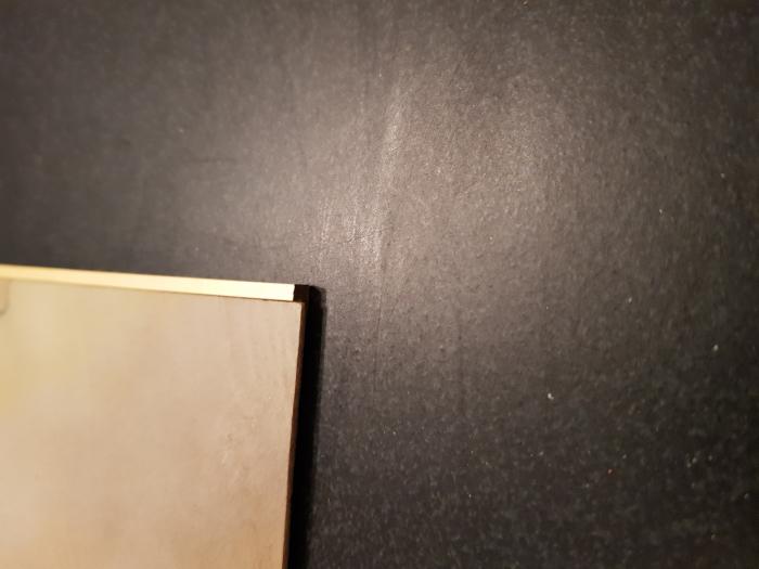 Profil metalic GOLD pentru finisare 2,5 ml [2]