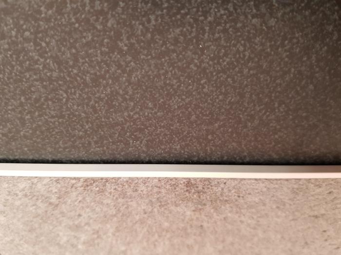 Profil metalic SILVER pentru finisare 2,5 ml 3