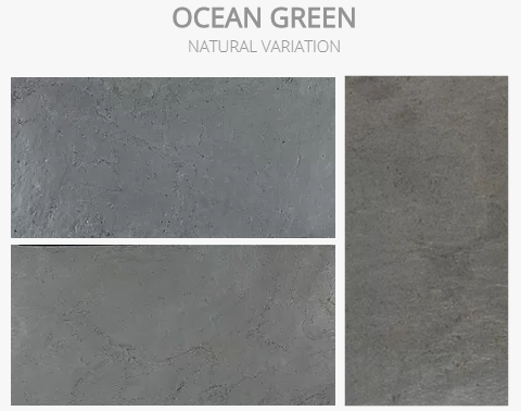 Ocean Green 61 x 122 cm 4