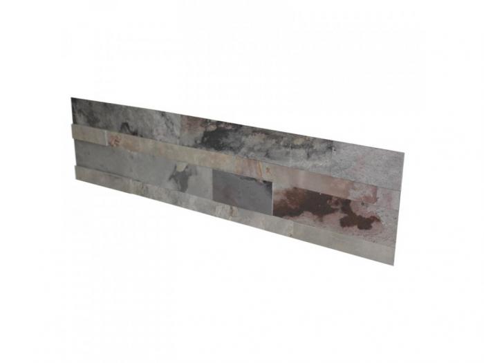Panel S. White 15x61 cm autoadeziva 0
