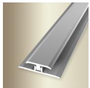 Profil metalic SILVER pentru delimitare 2,7 ml [0]
