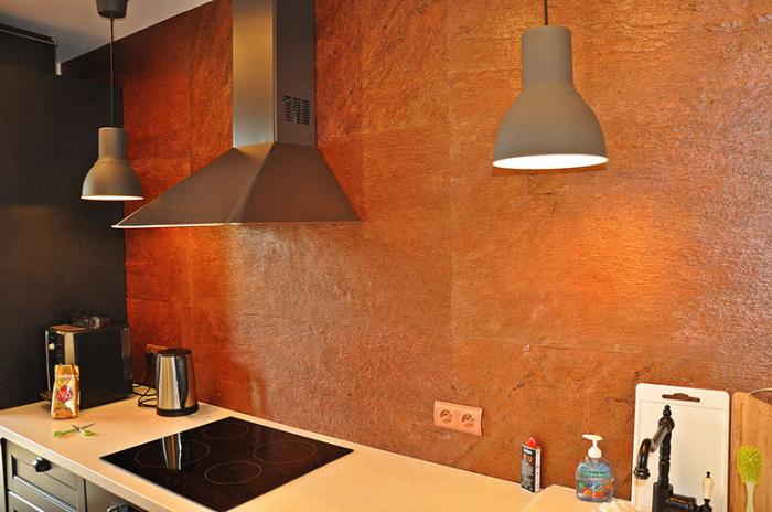 Copper Red 61x122 cm 9