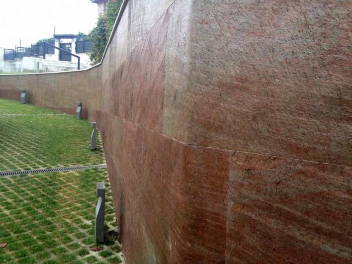 Copper Red 61x122 cm 4
