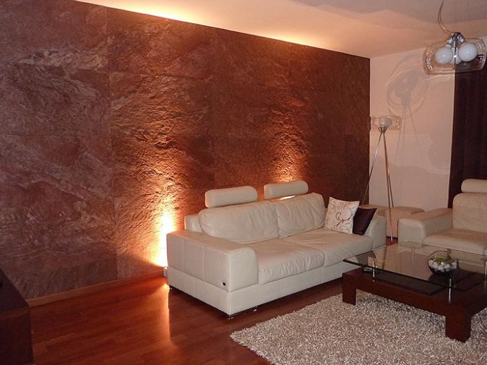 Copper Red 61x122 cm 5