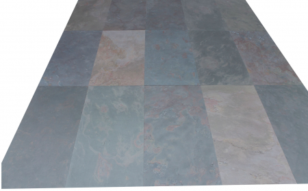 Multicolor 61x122 cm3
