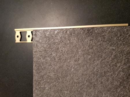 Profil metalic GOLD pentru finisare 2,5 ml [3]