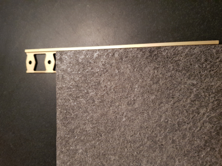 Profil GOLD capat patrat 2,5 ml3