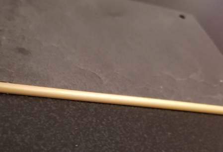 Profil GOLD capat rotund 2,5 ml3