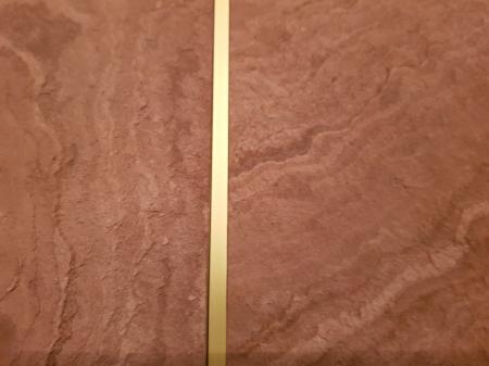 Profil GOLD delimitare 2,7 ml3