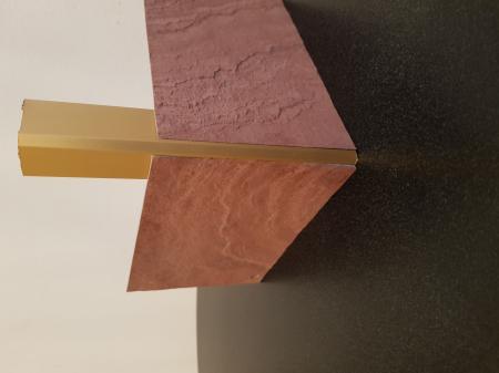 Profil GOLD colt exterior patrat 2,7 ml8