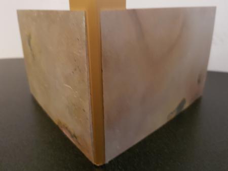 Profil GOLD colt exterior patrat 2,7 ml3